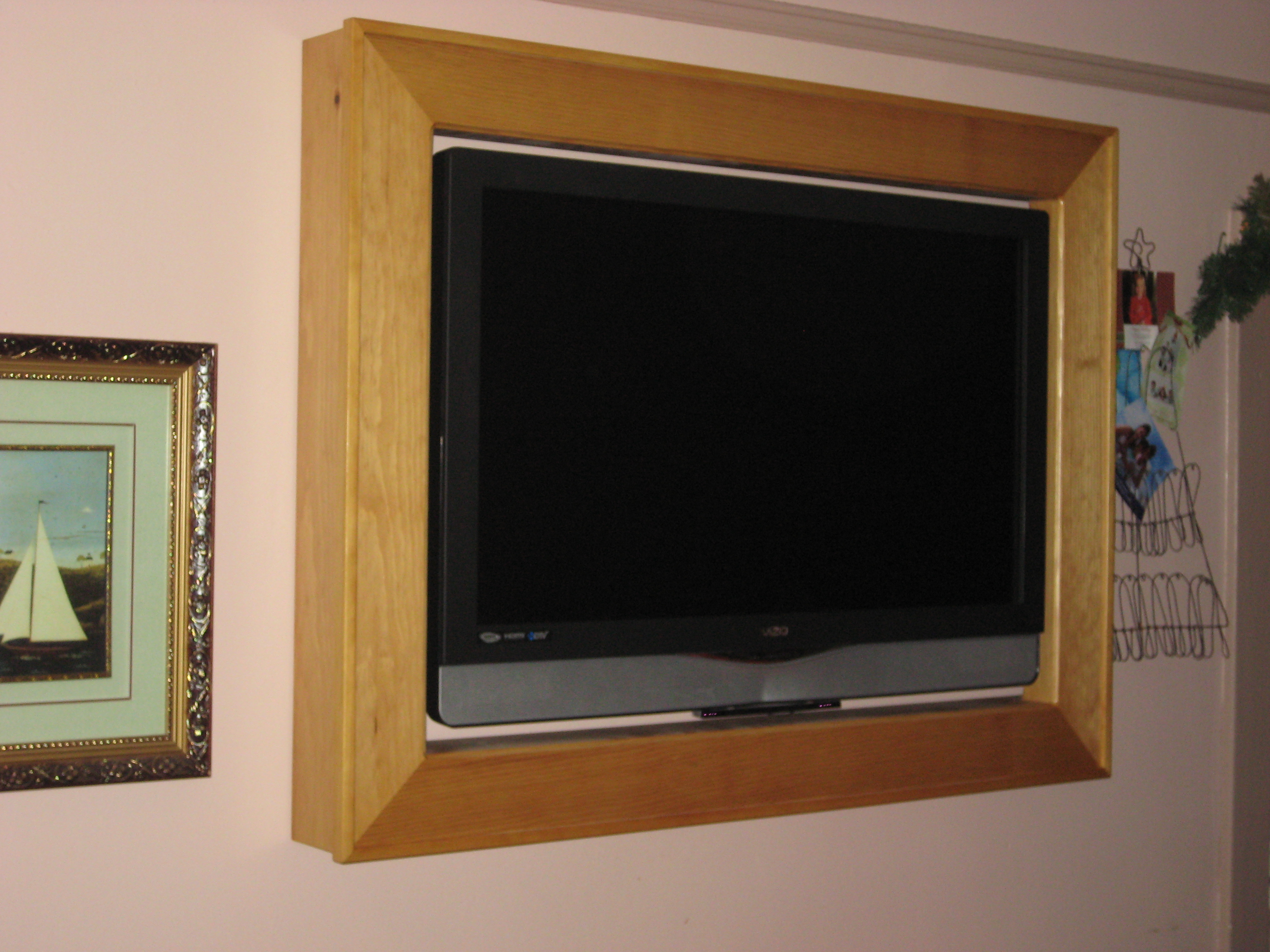 Custom Tv Frames Colonial Heritage Custom Furniture